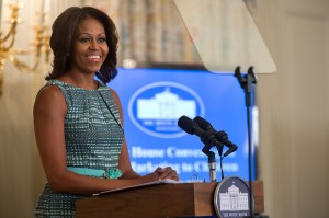 Michelle Obama Food Marketing
