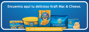 From a Facebook for Kraft Mac & Cheese. Click image for source.