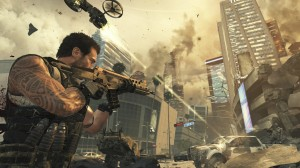 Screenshot from Call of Duty: Black Ops II.